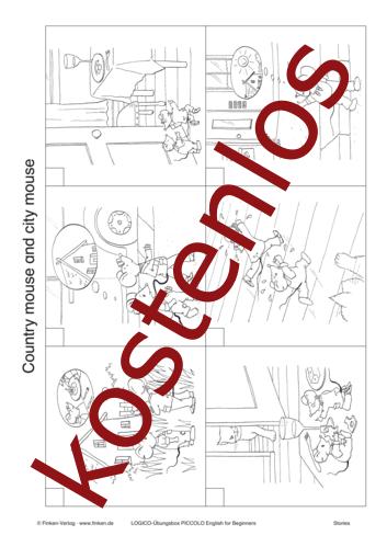 Vorschaugrafik 1 für das kostenlose Arbeitsblatt LOGICO-Box: Country and city von Lehrermaterial.de.