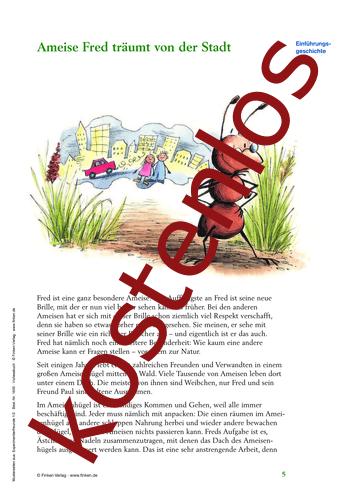 Vorschaugrafik 1 für das kostenlose Arbeitsblatt Experimentierfreunde  von Lehrermaterial.de.